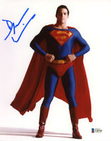 DEAN CAIN SIGNED AUTOGRAPHED 8x10 PHOTO CLARK KENT SUPERMAN RARE BECKETT BAS
