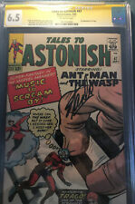Tales To Astonish #47 ss cgc ONE OF ONLY 14 Signed Copies..!!!