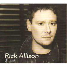 Rick ALLISON - Lara Fabian's producer - J'IRAI - CD DIGIPACK PROMO 1 TITRE 2003