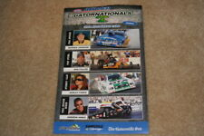 2008 Ashley Force Gainesville Gatornationals Race Day Promo postcard