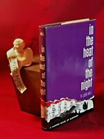 John Ball IN THE HEAT OF THE NIGHT 1st F/F, signed-Beautiful copy-very uncommon