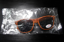 ORIGINAL NEW Twitter branded sunglasses - UV eye protection - Bamboo look