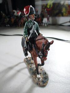 Trooper Chasseurs de Nassau 1810 Del Prado Collection Soldier Horse L