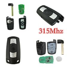 315Mhz Smart Remote Control Car Key Fob Replacement Fit For BMW 1 3 5 6 7 Series
