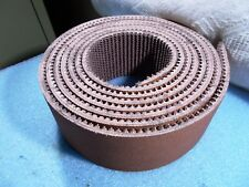 New Flat Belt 3 in Wide X 1/4 in Thick X 142 in Long Replacement Flat Drive Belt