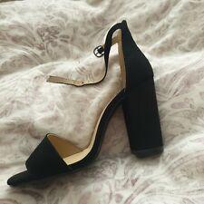 Boohoo Block Heel Size 3 BNWT