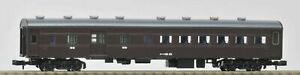 Tomix 9509 Passenger Car OHANI 36 with Luggage Area Brow N Scale