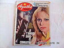 PHOTO ROMAN AGATHE N°2 MAI 1969 ALFREDO FEDELE EVI FARINELLI DONOVAN  G36