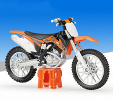 1:18 Maisto KTM 450 SXF Motorcycle Motocross Bike Model New In Box