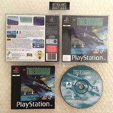TIGERSHARK PS1 Playstation 1 PAL Multi ITA