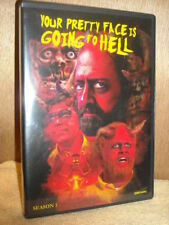 Your Pretty Face Is Going to Hell: Season 1 (DVD, 2015) Matt Servitto Henry