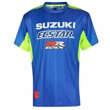 Suzuki Ecstar Motogp Team Print T Shirt  NEW Official Merchandise