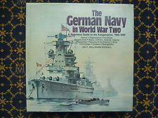 THE GERMAN NAVY IN WORLD WAR TWO-A REFERENCE GUIDE KRIEGSMARINE-MALLMANN SHOWELL