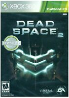 Dead Space 2 Xbox 360 Brand New Factory Sealed Platinum Hits Backwards Compatibl