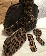 Louis Vuitton 100th Anniversary Leopard Alma Bag Limited Edition