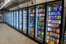 Walk In Cooler and Freezer Glass Doors by Raves Cooler Doors