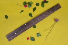 1pcs Electric Guitar Fretboard Rosewood Guitar Parts 24 Fret 25.5inch  Dot Inlay