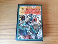 The White Company-Sir Arthur Conan Doyle-Hardcover 1943 (Illus. James Daugherty)