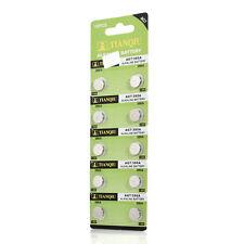 10X AG7 LR927 395 SR927 195 1.55V Alkaline Button Coin Cells Watch Battery