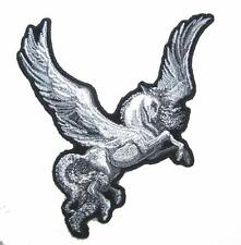 FLYING PEGASUS WITH WINGS  PATCH P8370 NEW jacket BIKER EMBROIDERIED FANTASY