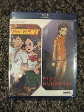Coicent/Five Numbers (Blu-ray Disc, 2011) NEW!