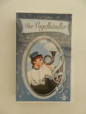 VHS Video Kassette Der Vogelhändler Conny Froboess Georg Thomalla Peter Weck