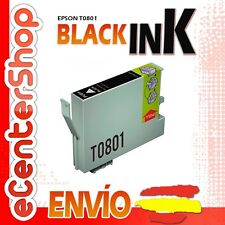Cartucho Tinta Negra / Negro T0801 NON-OEM Epson Stylus Photo RX585