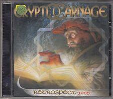 CRYPTIC CARNAGE - retrospect 2000 CD