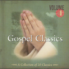 DAMAGED ARTWORK CD Various Artists: Gospel Classics 4