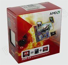 AMD - A4 3300 - Socket FM1 - Processeur série A Dual Core avec graphique dédié