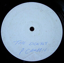 "Pete Campbell The Denture(Leave It In)12""WHITE LABEL PROMO BB BBD 203 Soca VINYL"