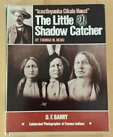 D. F. BARRY - THE LITTLE SHADOW CATCHER - 1ST ED - UNCLIPPED DJ - 1978.