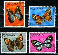 Panama 1968 Butterfly Used