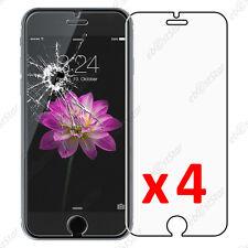 """Lot 4 Film protection écran VERRE Trempé Vitre anti casse Apple iPhone 6 4,7"""""""
