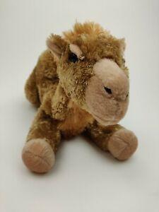 "Aurora Tan Camel Plush Stuffed 2003 13"""