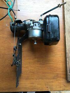 Dellorto FHC 20 STYLE 13A Carburetor Suffolk Punch Qualcast Colt Atco Lawnmower