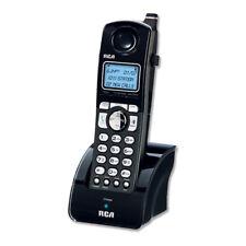 RCA DECT 6.0 4 Line Cordless Accessory Handset Black H5401RE1