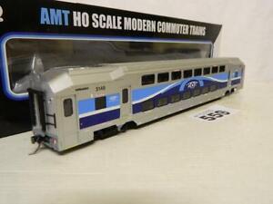 Atlas HO AMT Modern Commuter Multi Level Coach Box 20004476