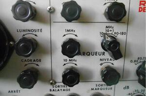 Wobulateur Ribet Desjardins 410 b Révisé  fonctionne