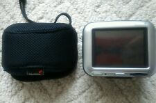 LN TomTom GO 300 Bune Portable GPS Navigation System w Case. For replacement.