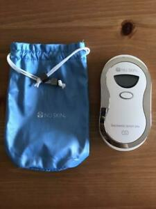Nu Skin Galvanic Spa System White Color Ageloc Body spa system good Condition