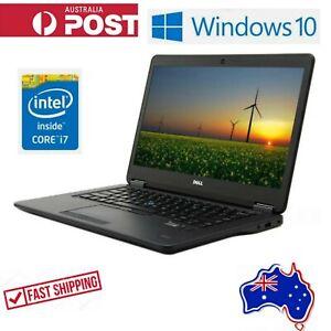 """Dell Latitude E7450 Laptop i7 5600U 12G Ram 256G SSD WiFi 14"""" FHD Win 10 Pro"""