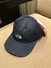 New Authentic Limited The North Face 1966 Vintage Denim Style Dad Hat