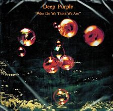 MUSIK-CD NEU/OVP - Deep Purple - Who Do We Think We Are