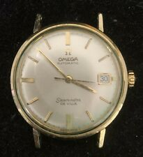 VINTAGE OMEGA SEAMASTER DEVILLE CAL. 560 GOLD FILLED AUTOMATIC MENS WATCH