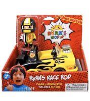 "RYAN'S WORLD RYAN""S RACE ROD CAR FIGURE AND VEHICLE NEW NIP Discontinued!"