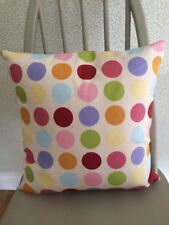 "16"" CUSHION COVER IN PRESTIGIOUS ""SPOT "" FABRIC - HAND CRAFTED"