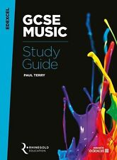 Edexcel GCSE Music Study Guide LEARN TO PLAY Tutorial Tutor EXAM LESSON BOOK