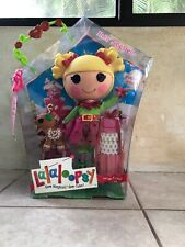 Lalaloopsy Holly Sleighbells 2011 Collector Doll Set NIB Never Opened