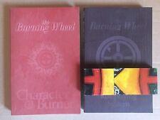 Burning Wheel RPG Character Burner+Rulebook - good condition